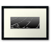 hydro  Framed Print
