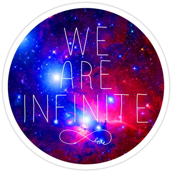 We Are Infinite by TheLoveShop