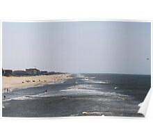 Nags Head Beach Poster