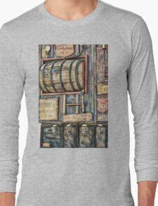 Steampunk Brewery Long Sleeve T-Shirt