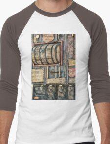 Steampunk Brewery Men's Baseball ¾ T-Shirt