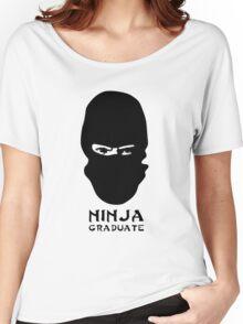 Ninja Graduate Women's Relaxed Fit T-Shirt