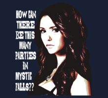 How can there be this many parties in Mystic Falls? by Patrick Soulières