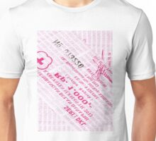 Charity Coupon Unisex T-Shirt
