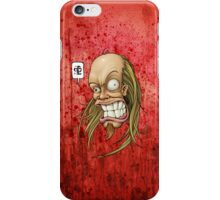 Hevy Devy Strapping Young Lad: Red iPhone Case/Skin