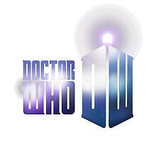 Doctor Who logo - 2010 by Smithicus Media