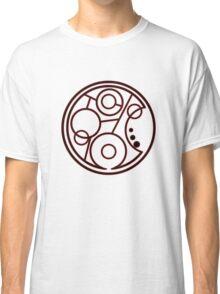 Geronimo Circular Gallifreyan Classic T-Shirt