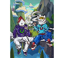 Adventure Time - High Times Photographic Print