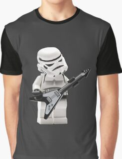 STORMTROOPERS ROCK YOU STAR WARS Graphic T-Shirt