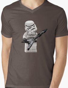 STORMTROOPERS ROCK YOU STAR WARS Mens V-Neck T-Shirt