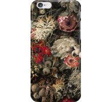 Dreams Are Just Movies - Flowers iPhone Case/Skin