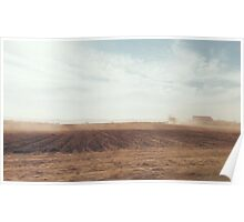 Farmland Countryside Poster