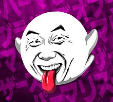 Shigeru Super Star Ghost by butcherbilly