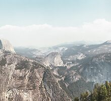 Yosemite Panorama by visualspectrum
