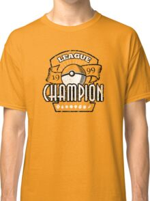 Pokemon League Champion Classic T-Shirt