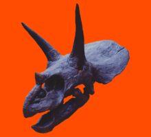 Ceratopsian by Del Parrish