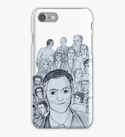 18 Rupert Graves Roles iPhone Case/Skin