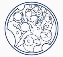 T.A.R.D.I.S. Circular Gallifreyan by siroctopus