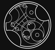 Hello Sweetie- Circular Gallifreyan by siroctopus