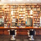 Barber Salon Bokeh by visualspectrum