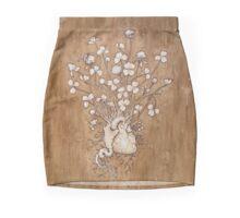 Clover Heart II Mini Skirt