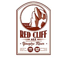 Red Cliff Ale Photographic Print