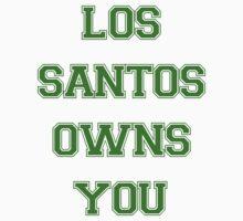 GTA V - Los Santos Owns You  by JayTeeB