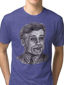 Hans Landa Tri-blend T-Shirt