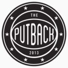 The Putback 2013 - Black Logo (Baby) by simon23