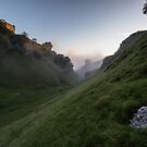 Cavedale Sunrise by James Grant