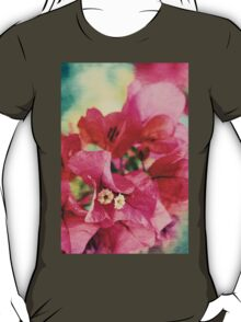 Bougainvillea at Sunset T-Shirt