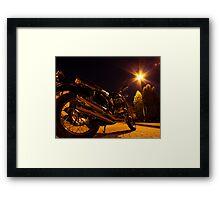 Honda CB750 Framed Print