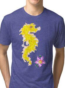 The Sea Horse Tri-blend T-Shirt