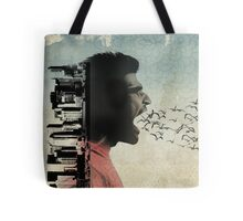 urban scream Tote Bag