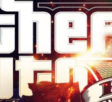 Grand Theft Auto 5 Sticker