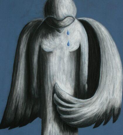 Weeping Angel Sticker