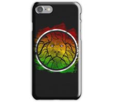 Lion of freedom iPhone Case/Skin