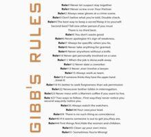 Gibbs's Rules by vanos