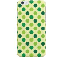 Irish Polka Dots iPhone Case/Skin