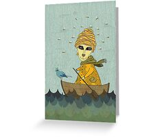 Mother of bees Greeting Card