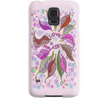 LOVE in the air... * Samsung Galaxy Case/Skin