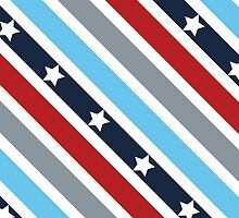 Stars and Stripes by kwg2200