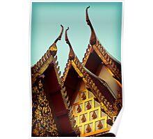 Thai Roof Shine Poster