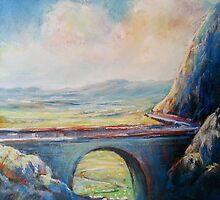 morning on the Kerry way by Roman Burgan