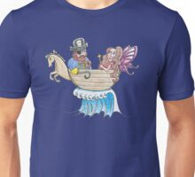 The Horse, the Pirate and the Fairy Unisex T-Shirt