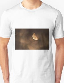 Blood moon 2014 last stage T-Shirt