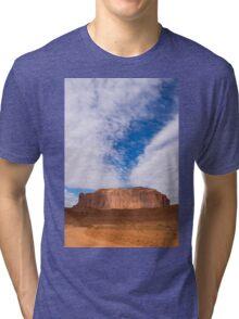 Utah landscape Tri-blend T-Shirt
