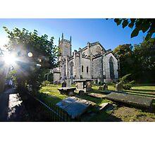 St Swithun's Church-East Grinstead Photographic Print