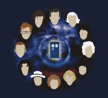 The Twelve Doctors by Jess Dee