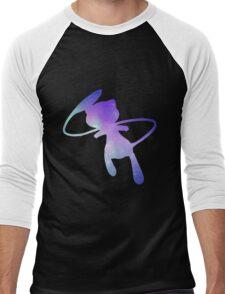 Pokemon Galaxy Mew Men's Baseball ¾ T-Shirt